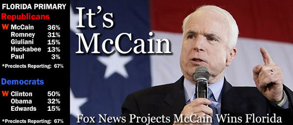 The McCain Trainwreck Moves On