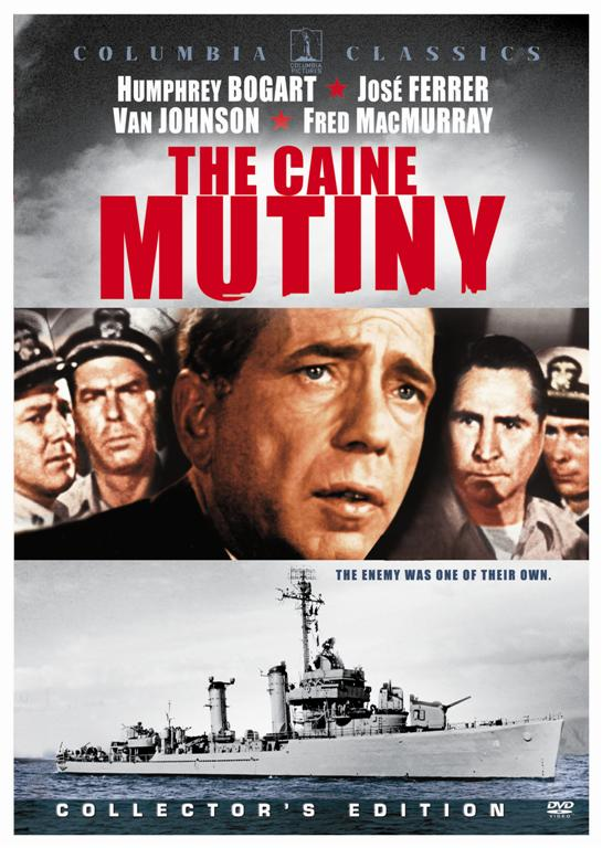 The Caine Mutiny movie