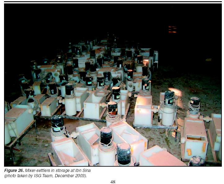 nuclear program components successfully hidden from IAEA for restart of nuke program
