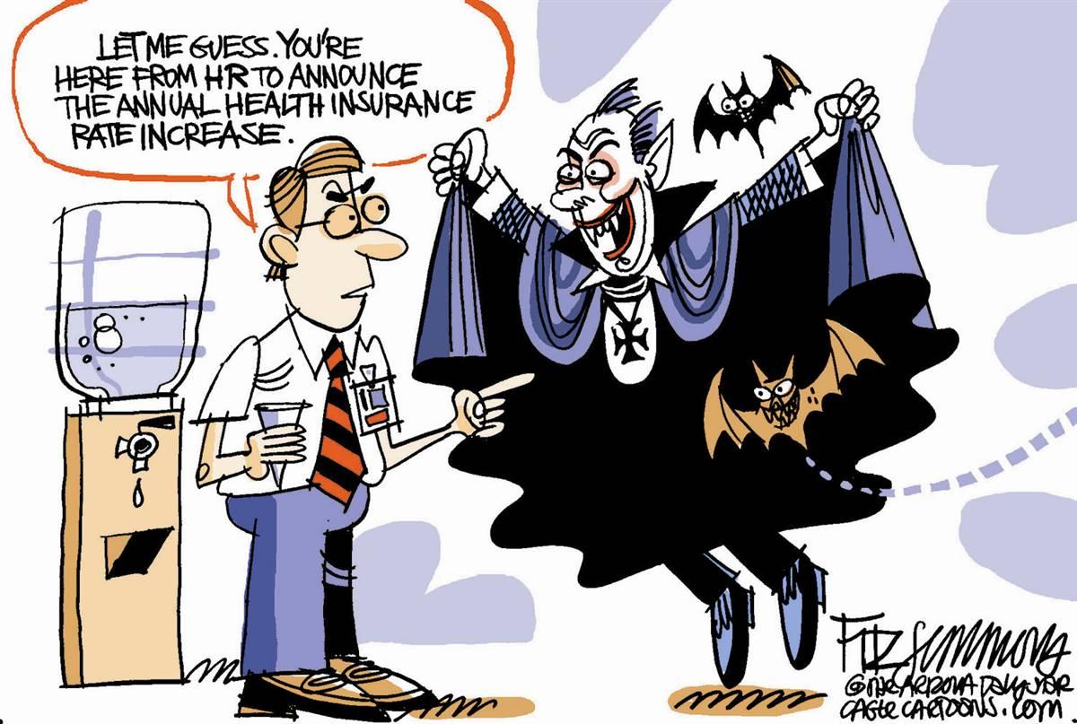 Saturday Funnies (Spooktacular Halloween Edition ...