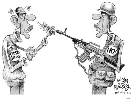 Candidate Obama vs President Obama
