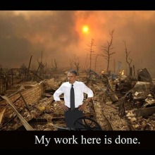 Obama Starts Another Illegal War, Anxious To Win Another Nobel Peace Prize