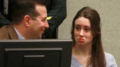Casey Anthony Learns She Must Spend A Few More Days In Jail
