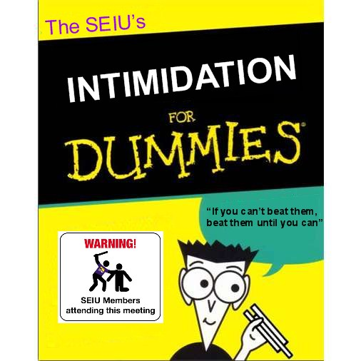 Inimidation for Dummies