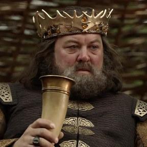 MBTI enneagram type of Robert Baratheon