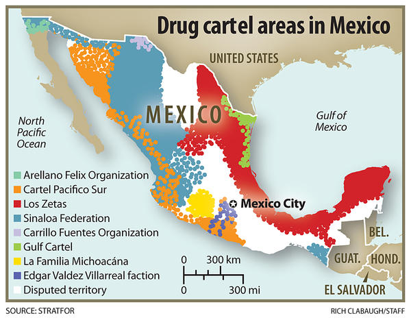 mexican drugs war solution On 10 december 2006, the newly inaugurated president, felipe calderón,  launched mexico's war on drugs by sending 6,500 troops into his.