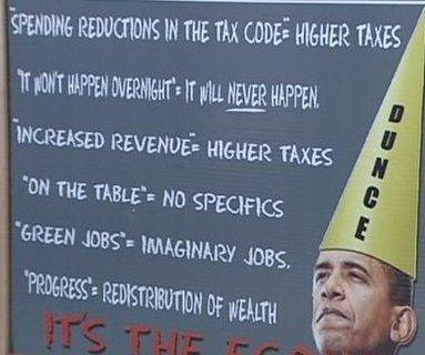 Obama I am screwed