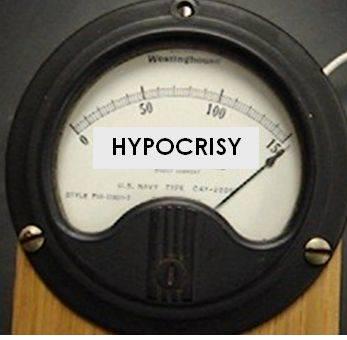 hypocrisy democrats