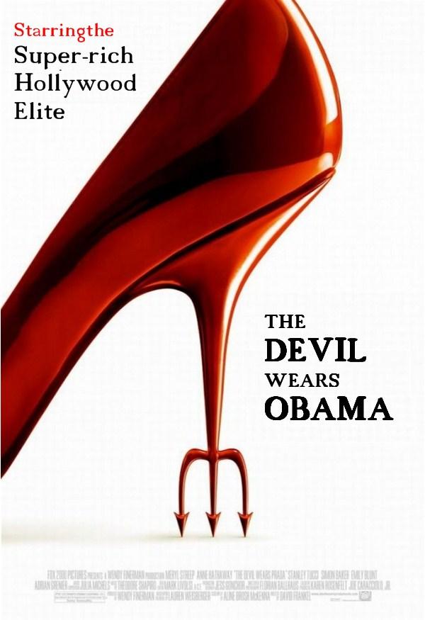 devil wears obama