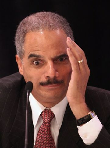 holder has no clue