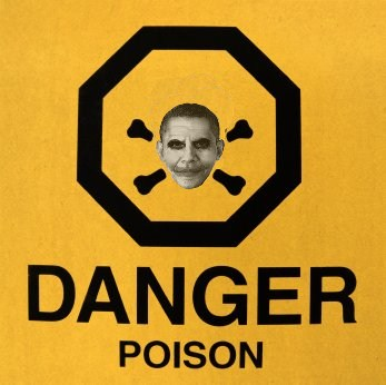 Obama democratic poison