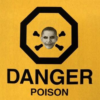 Obama democratic poison