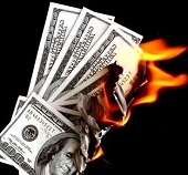us money burning economic disaster2