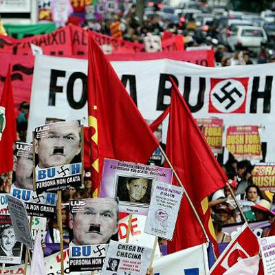 bush-brazil-visit-protest-2