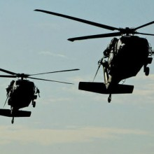 Billions of rounds of hollow points, black helicopters- what does it all mean?