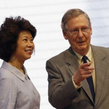 Dem Super PAC: Your job went to China because McConnell's wife is Chinese