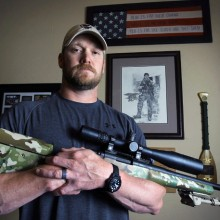Obama: Chris Kyle? Who's Chris Kyle?