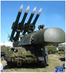 missile launcher syria