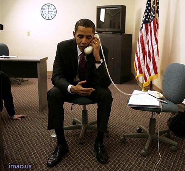 obama 3 am call