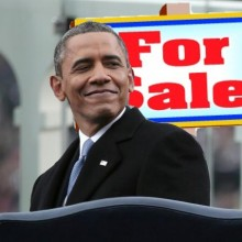 For sale: President Barack Obama