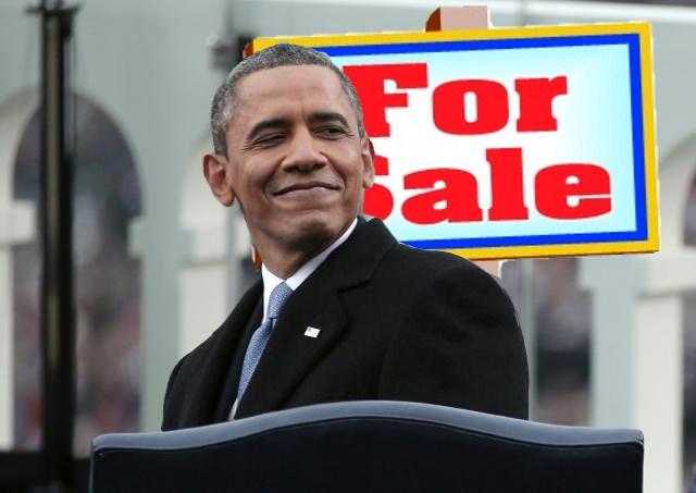 obama for sale