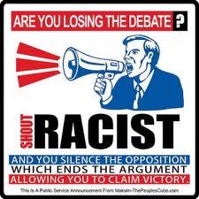 racist shout 1