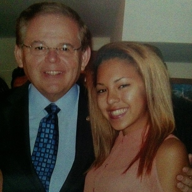 Image result for menendez underage prostitutes