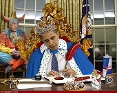 1-The-King-Barack-Obama-And-His-Jester2