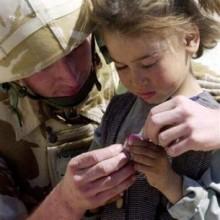British Soldiers Terrorizing Muslims