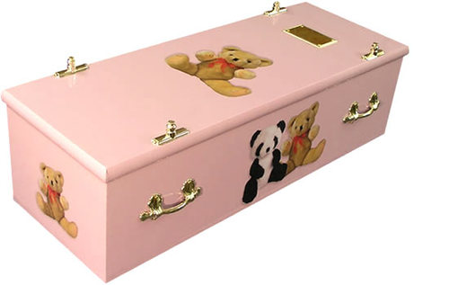 child casket