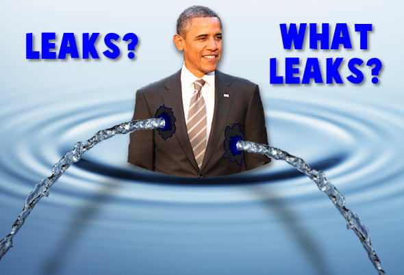 obama leaks