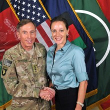 Was David Petraeus blackmailed over Benghazi?