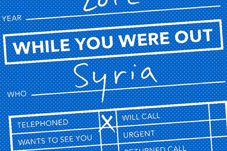 obama foreign syria