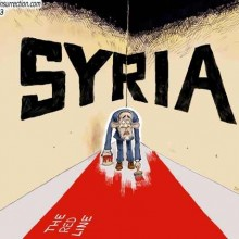 We have to bomb Syria to find out what's in it