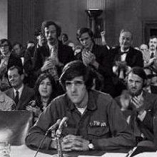 I remember another time John Kerry testified about atrocities he never witnessed