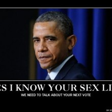 Barack Obama wants to know all about your sex life