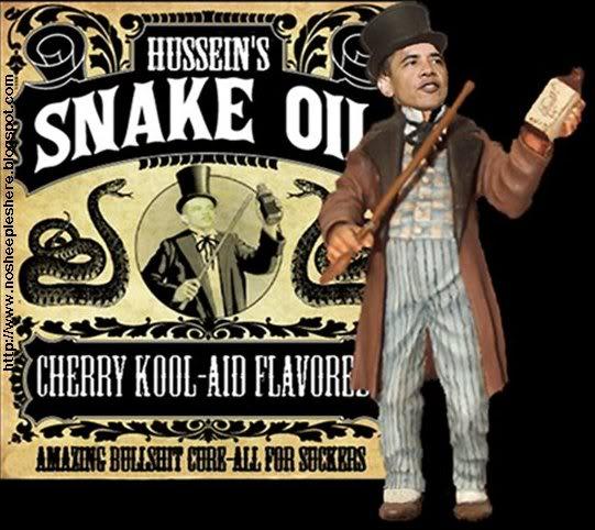 obama snake oil