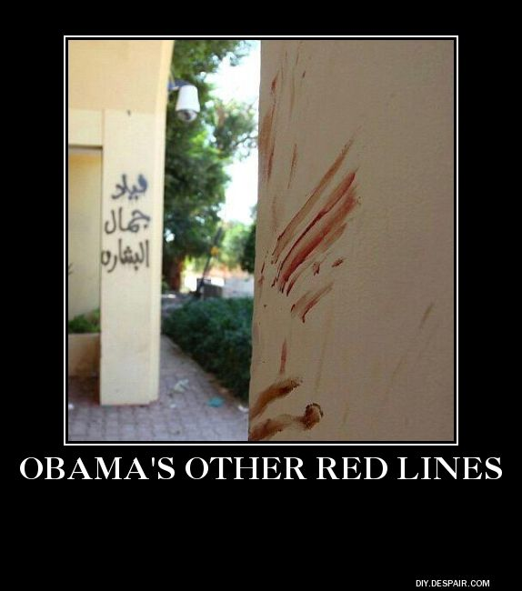 obamas red lines