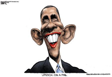 obama lipstick on a pig