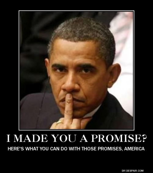 Barack Obama is the biggest liar ever to stain the Presidency of the US