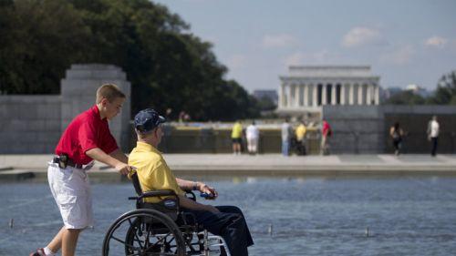 wheelchair vet