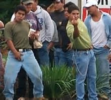 Pensions of disabled veterans are cut so we could give unauthorized welfare to illegals and study duck penises