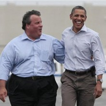 The parallels between Chris Christie and Barack Obama