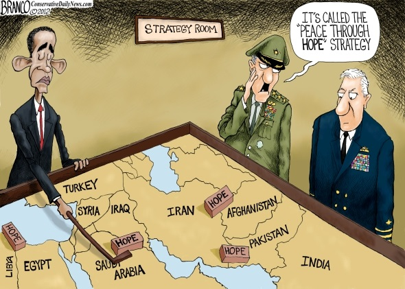 obama foreign policy hope