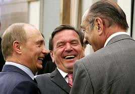putin laughing II