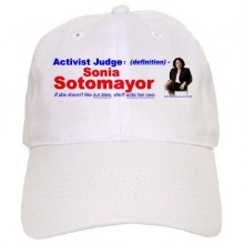 Sotomayor shows her true colors