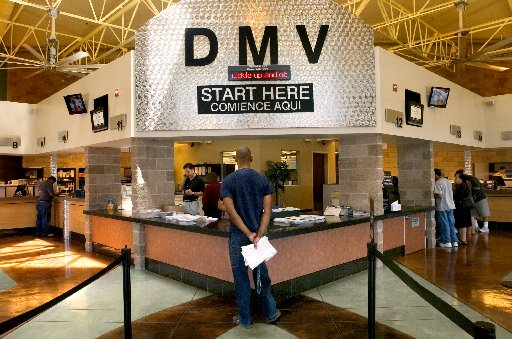 RB DMV Line