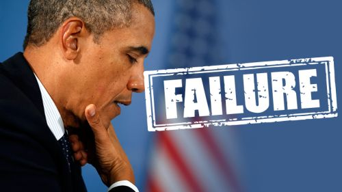 Image result for obama failure