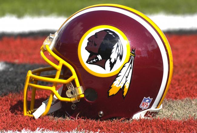 Redskins Helmet 2014 Offended by the name R...