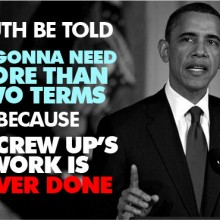 Barack Obama: World Class Screw-up. Or worse.